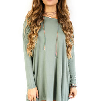 PIKO Kensington Army Dress