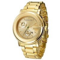 GUCCI Popular Ladies Men Quartz Watches Wrist Watch I