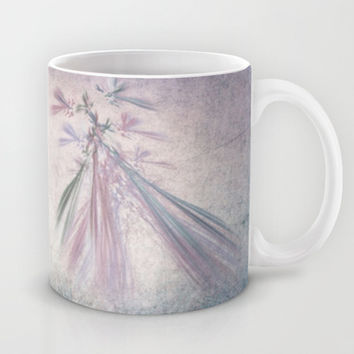 Dragonflies Mug by Lynn Bolt