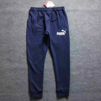 Puma Thick leisure pants men's sport pants hight quality Blue