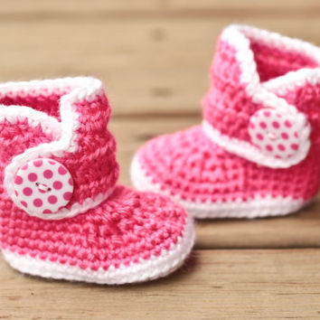 Crochet Baby Booties Baby Moccasins From Simply Crafting Away