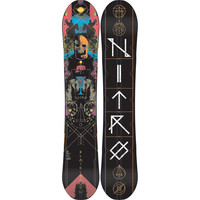 Nitro Blacklight Gullwing Snowboard One Color,