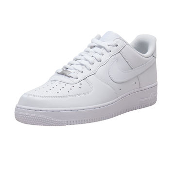 NIKE SPORTSWEAR AIR FORCE ONE SNEAKER - White | Jimmy Jazz - 315122111