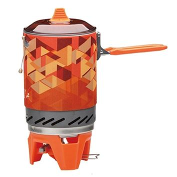 Hot Sale Fire Maple Heating Stove Heat Exchanger Pot Cooking Stove Gas Stove Outdoor Camping Cooking Stove FMS-X2 Add Pot Rack