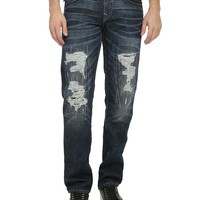 True Religion Hand Picked Slim Mens Jean - Wildman Way
