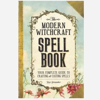 Modern Witchcraft Spell Book