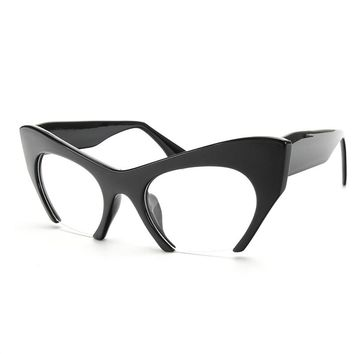 Sexy Acetate Cat eye Eyeglasses