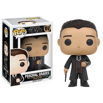 Fantastic Beasts Percival Pop! Vinyl Figure