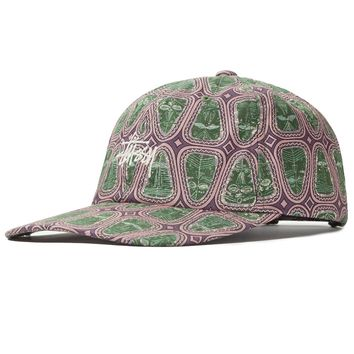 Mask Pattern Low Pro Cap in Pink