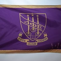 Delta Phi Epsilon Coat of Arms