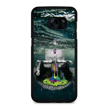 Twenty One Pilots Artwork 3 1 Samsung Galaxy S7 Edge Case