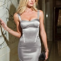 Shimmering Corset Dress - Victoria's Secret