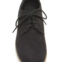 Tomboy Perfection Lace-Up Oxfords GoJane.com