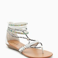 Kylie 3 Tribal Party Sandal