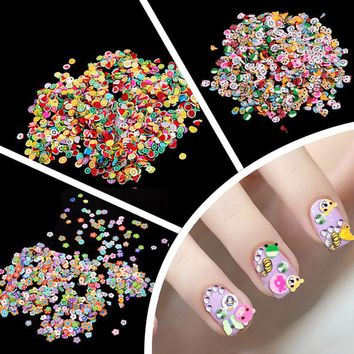 3D Nail Art Decals 1000 pieces