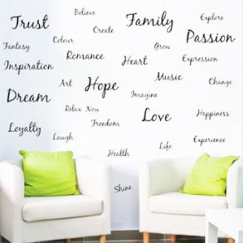 Creative Decoration In House Wall Sticker. = 4799236868