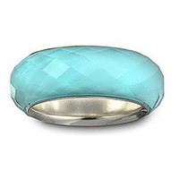 Jewelry  - Rings - Athena Turquoise Flash Ring