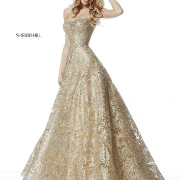 Sherri Hill - 51572 - Prom Dress - Prom Gown - 51572