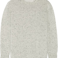 The Elder Statesman - Mélange cashmere sweater