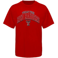 Texas Tech Red Raiders Archibald T-Shirt - Scarlet