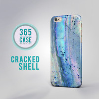 Cracked Shell iPhone 6S Plus Case iPhone 6S Case Abalone Shell iPhone 6S Case Turquoise Pearl iPhone 5/5S Case iPhone 5C Case Galaxy Cases