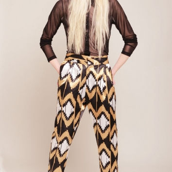 Tribal Aztec Pants