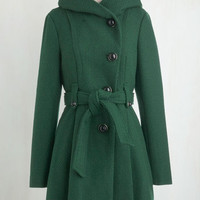 Long Long Sleeve Once Upon a Thyme Coat