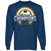 UCLA Bruins 2013 NCAA Division I Women's College Cup Champions Long Sleeve T-Shirt - Light Blue