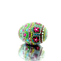 Decorated Egg:Colorful Decorated Egg Easter Egg