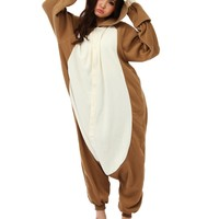 Sloth Kigurumi - Adult Costume