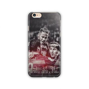 Lionel Messi Fc Barcelona  Design #5 Ultra-Thin, Slim and Anti-Scratch Cover for iPhone 6/6s