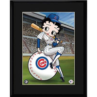 Chicago Cubs MLB Betty On Deck Collectible