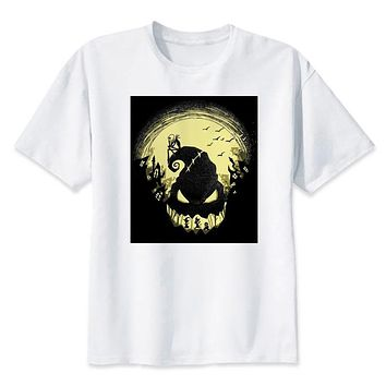 Halloween t-shirt as a gift for your brother New design shirt Casual T Shirt men tee shirts funny tops costume