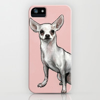 Chihuahua iPhone & iPod Case by Seni