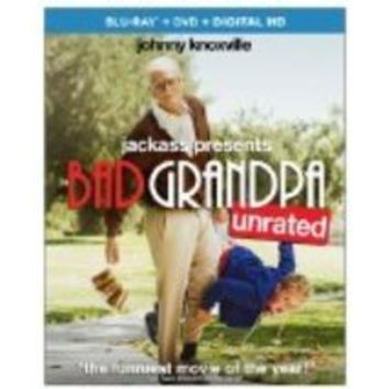 Bad Grandpa combo pack Johnny Knoxville