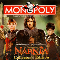 Monopoly: Chronicles of Narnia Collector's | Image | BoardGameGeek