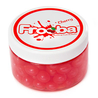 Cherry Frooba Bursting Fruit Bubbles Jar
