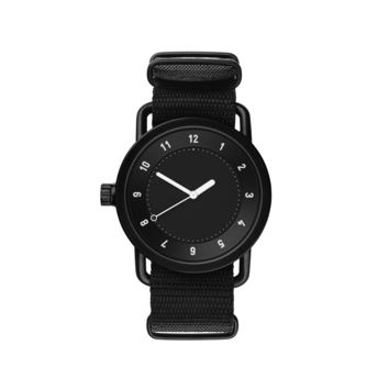 TID Watches — No.1 Black Watch