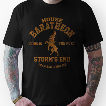 Team Baratheon (Gold) Unisex T-Shirt