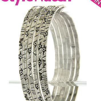 Mrs. Bo Bangles Bracelet (As seen in People Stye Watch Magazine)