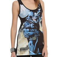 DC Comics Batman Catwoman Kiss Girls Tank Top