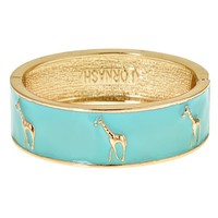 Fornash Enamel Giraffe Bangle - G