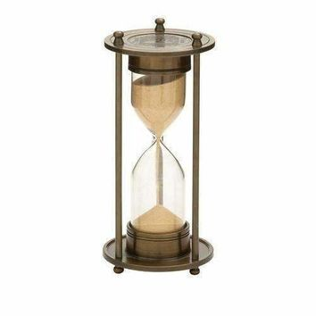 Magical Brass Sand Timer