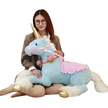 Giant Unicorn Plush Toys