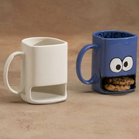 Personalised Cookie Dunk Mug - Monster Eyes
