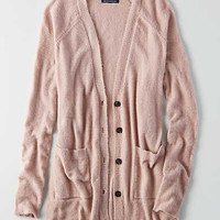 AEO Ahhhmazingly Soft Cardigan , Light Pink