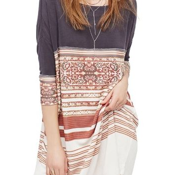 Free People Stepping Out Tunic Dress | Nordstrom