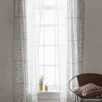 Magical Thinking Picado Curtain