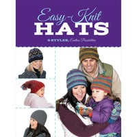 Creative Publishing International-Easy-Knit Hats