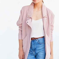 Ecote Leslie Surplus Moto Jacket - Urban Outfitters